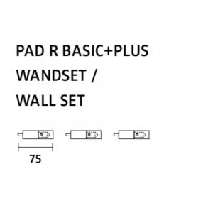 Wandset für Akustik Pad R...