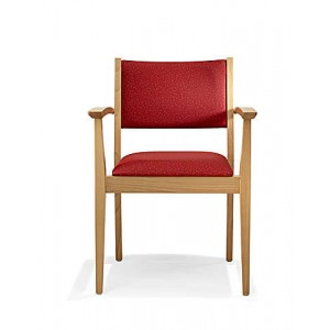 Luca stacking armchair