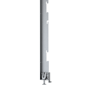 Invisible 6 Assembling upright