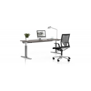 CHANGE sit/stand table -...